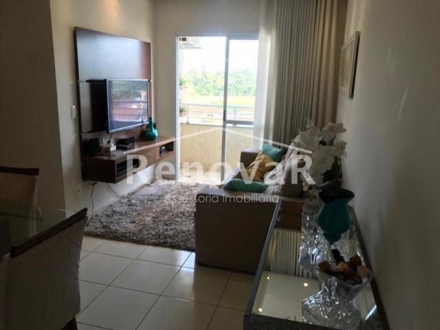 Apartamento à venda com 2 dormitórios em Jardim marajoara, Nova odessa cod:280 - Foto 3