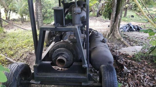 Motor bomba para irrigação - Foto 3