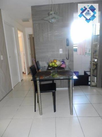 Apartamento repasse , com móveis fixos , preço negociável à venda, Parangaba, Fortaleza. - Foto 4