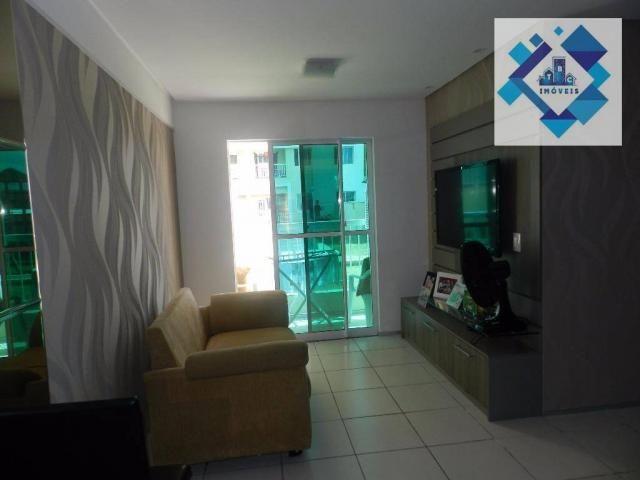 Apartamento repasse , com móveis fixos , preço negociável à venda, Parangaba, Fortaleza. - Foto 2
