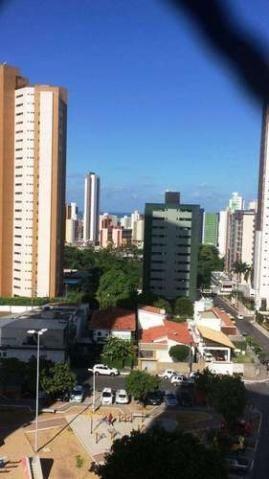 Apartamento gigante 221 m2 4 suítes, 3 vagas de garagem Miramar - Foto 5
