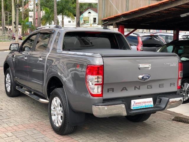 Ford Ranger Limited 3.2 4x4 Diesel 2019 Top de Linha Unico dono - Foto 11