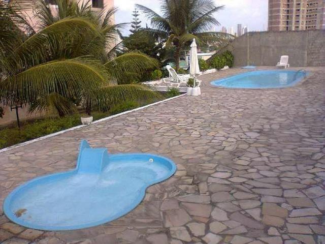 Vendo Apartamento- Capim Macio- Condomínio Serra do Cabugi I