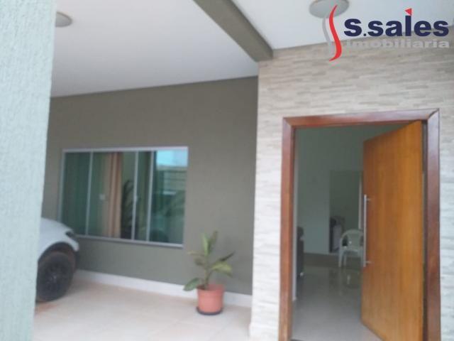 Casa à venda com 3 dormitórios em Setor habitacional vicente pires, Brasília cod:CA00393