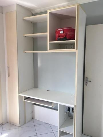 Vendo Apartamento- Capim Macio- Condomínio Serra do Cabugi I - Foto 11