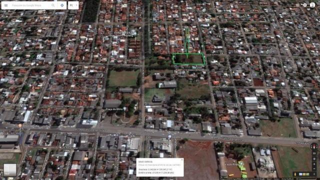 Área residencial à venda, Conjunto Libra, Foz do Iguaçu.
