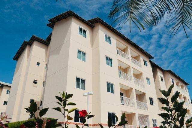 Apartamento com doc. gratis: 2 quartos, 2 banheiros , piscina, salao de festas - Foto 20