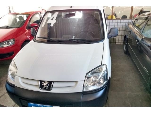 Peugeot Partner 1.6 furgão 800kg 16v flex 3p manual - Foto 4