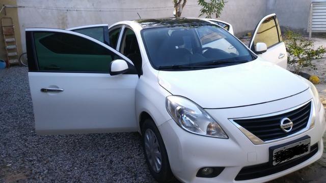 Nissan Versa SV 1.6 2014/14 Único Dono - Foto 2