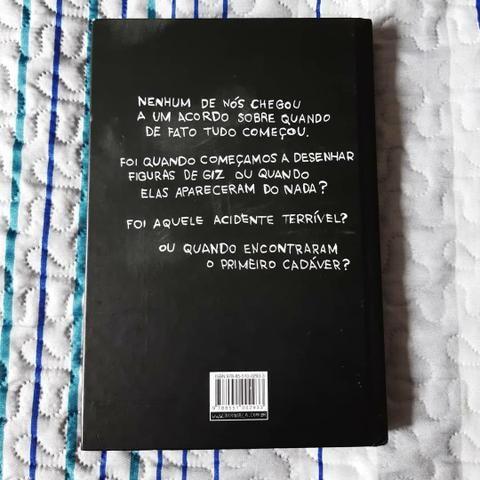 Homem de Giz - livro - Foto 3