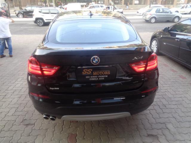 BMW X4 2015/2016 2.0 28I X LINHA 4X4 16V TURBO GASOLINA 4P AUTOMÁTICO - Foto 4