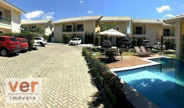Casa à venda, 113 m² por R$ 520.000,00 - Engenheiro Luciano Cavalcante - Fortaleza/CE - Foto 3