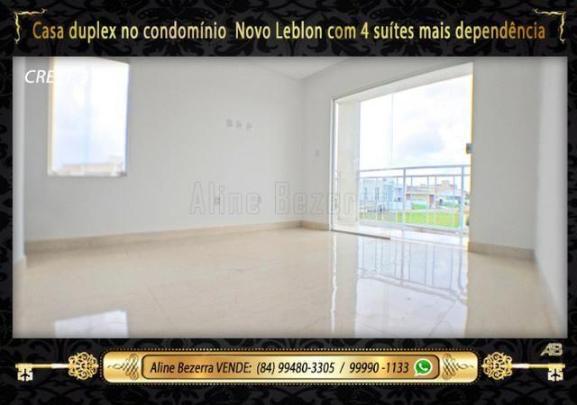 Duplex com 5 suítes no condomínio Novo Leblon, confira - Foto 17