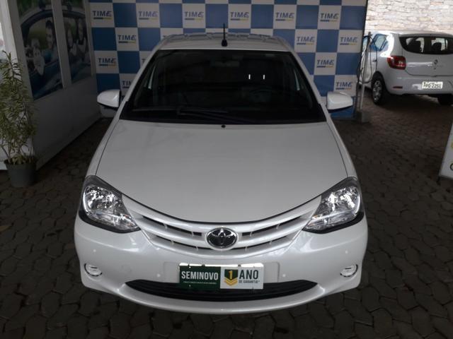Toyota Etios 1.5x 2016/2017 aut