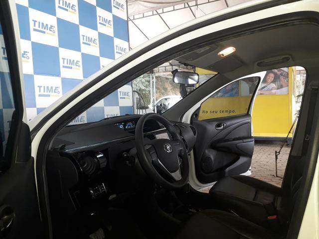 Toyota Etios 1.5x 2016/2017 aut - Foto 10