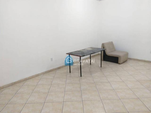 Apartamento com 1 dormitório para alugar, 120 m² por R$ 1.000/mês - Centro - Gravataí/RS - Foto 10