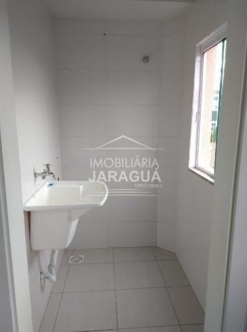 Apartamento à venda, 2 quartos, 1 vaga, nova brasília - jaraguá do sul/sc - Foto 6