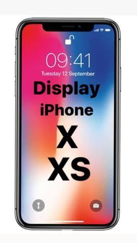 Display iPhone X/xs garantia