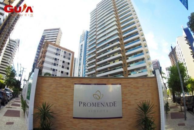 Apartamentos novos com 03 suítes no bairro aldeota - Foto 2