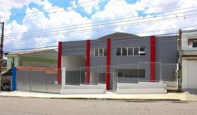 Galpão/depósito/armazém para alugar em Vila granada, São paulo cod:GL00052