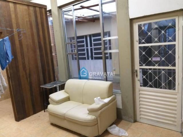 Apartamento com 1 dormitório para alugar, 120 m² por R$ 1.000/mês - Centro - Gravataí/RS - Foto 6