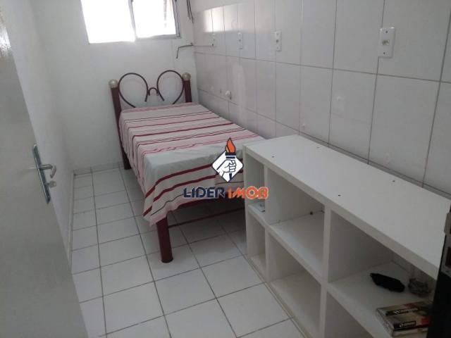 LÍDER IMOB - Apartamento 2 Quartos Mobiliado, para Aluguel, em Condomínio no SIM, Próximo  - Foto 8