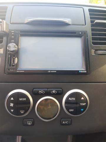 Nissan tiida 2008 automático com teto solar e GNV - Foto 6