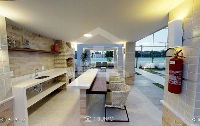 (EXR15895) Apartamento à venda no Luciano Cavalcante de 74m² com 3 quartos e 2 vagas - Foto 9