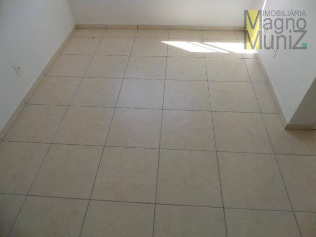 Apartamento com 2 dormitórios para alugar, 50 m² por r$ 600,00/mês - vila velha - fortalez - Foto 3