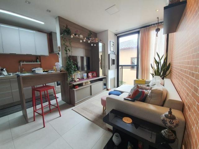 Apartamento com 2 dormitórios à venda, 57 m² - campeche - florianópolis/sc - Foto 2