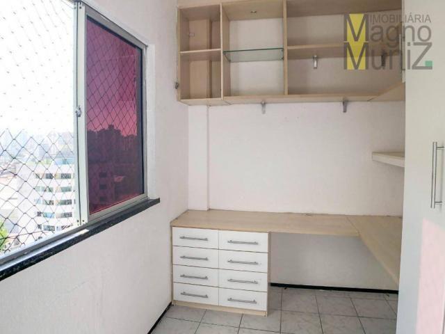 Edifício Acropole I - Apartamento com 3 quartos, 2 banheiros à venda, 64 m² por R$ 160.000 - Foto 14