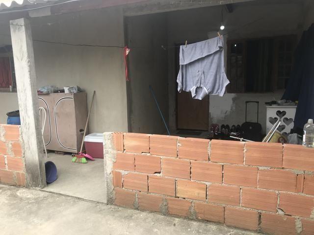 Casa 2quartos quintal 10 x30m