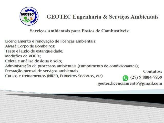Licenciamento Ambiental - Foto 2