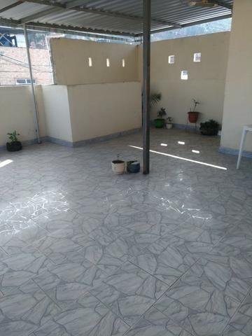 Casa com terraço coberto, independente, - Financie caixa com entrada parcelada - Nilópolis - Foto 3