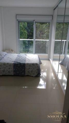 Apartamento à venda com 2 dormitórios em Jurerê, Florianópolis cod:9390 - Foto 3