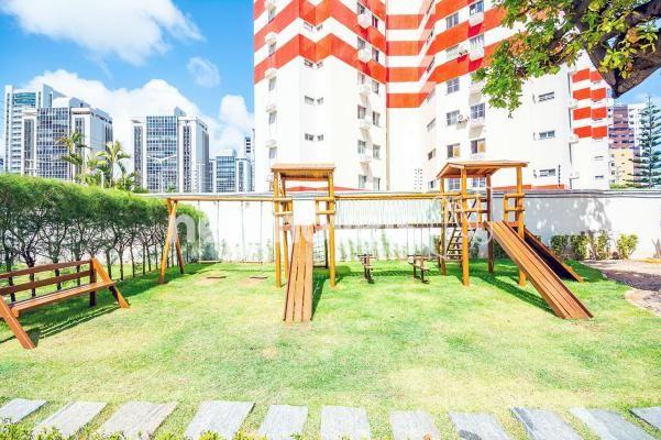 Apartamento para alugar com 3 dormitórios em Papicu, Fortaleza cod:777372 - Foto 19