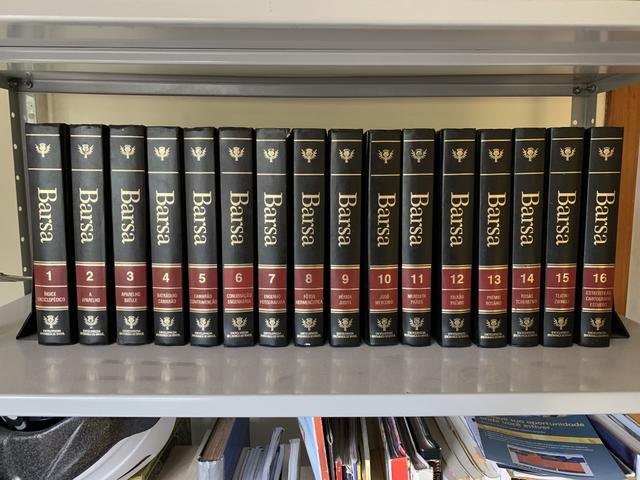 Enciclopédia Barsa 1991