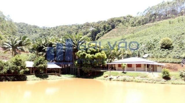 JG. Sítio de 234 mil m² com casa de 3 quartos com suíte em Marechal Floriano!