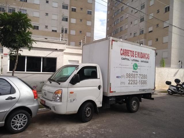 Carreto e Mudança - Belém - Mooca - Tatuapé - Centro - Vila Mariana - Ipiranga - Foto 3