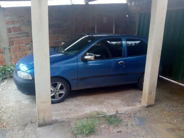 Palio 97 vendoo ou troco carro meu interesse valor negociável - Foto 2