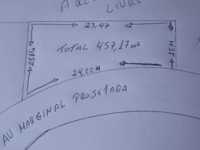 Terreno 457,17 M em Barueri Bethaville Excelente Localização - Foto 5
