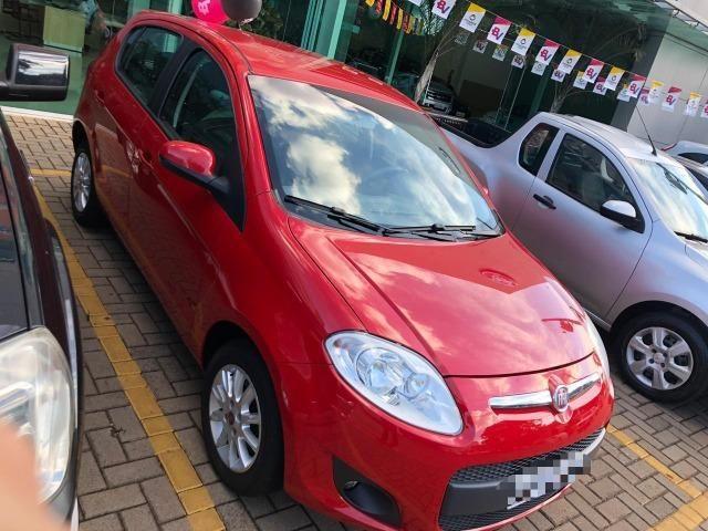 Fiat palio attractiv 1.0 2013/13 completo - Foto 2