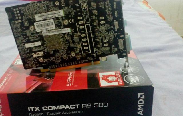 Placa Gráfica AMD R9 380 - Foto 2