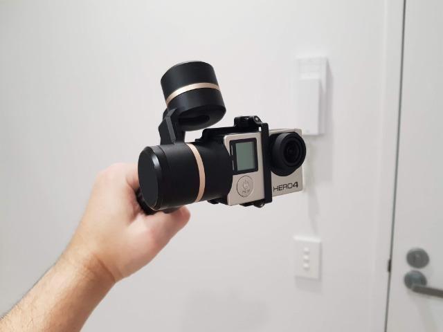 Estabilizador Feiyu G5 para GoPro - Gimbal - Foto 6