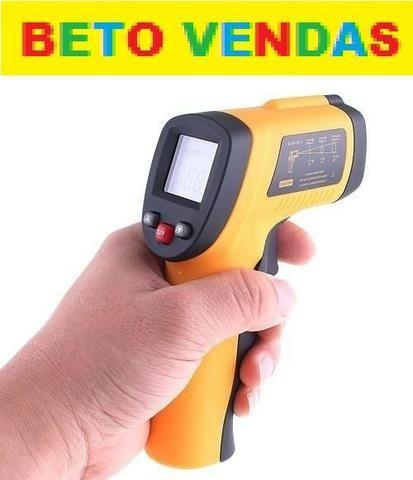 Termometro A Laser De -50 a +380