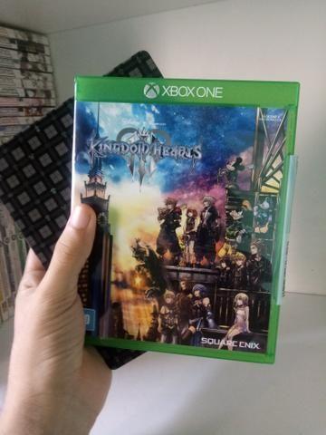 Kingdom Hearts 3 Xbox one