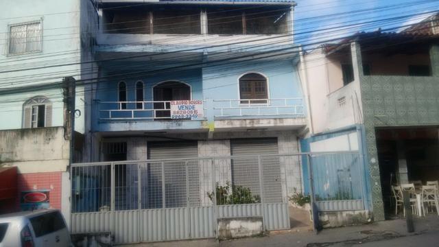 Casa 3/4 Cobertura e Porto Comercial em Sussuarana