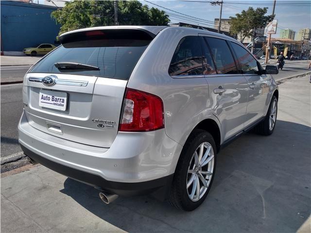 Ford Edge 3.5 limited awd v6 24v gasolina 4p automático - Foto 4
