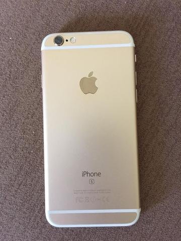 Iphone 6s 16gb GOLD extra MUITO NOVO - Foto 2