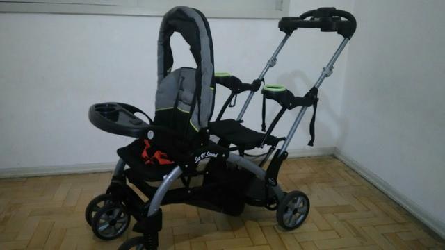 Carrinho para bebês, Sit In Stand americano - Foto 4